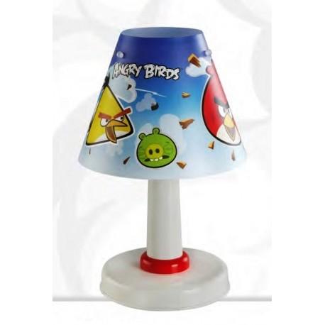lampe de chevet pour enfant pas cher angry birds. Black Bedroom Furniture Sets. Home Design Ideas