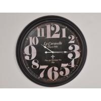 Horloge en métal LA CARAVELLE