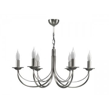Lustre suspendu nickel CHATELET