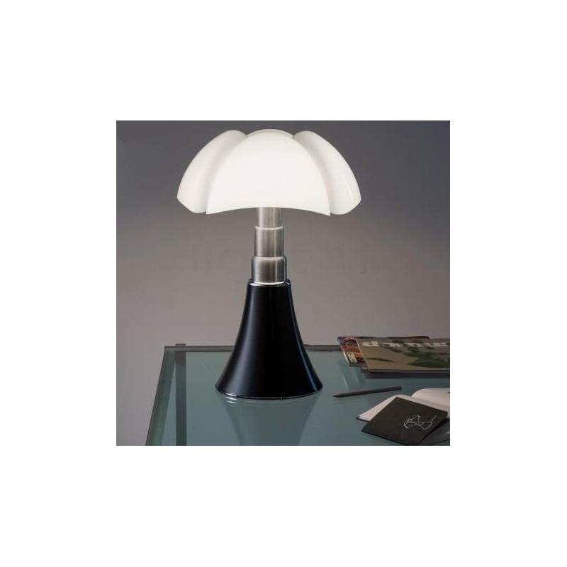 lampe led noire pipistrello. Black Bedroom Furniture Sets. Home Design Ideas