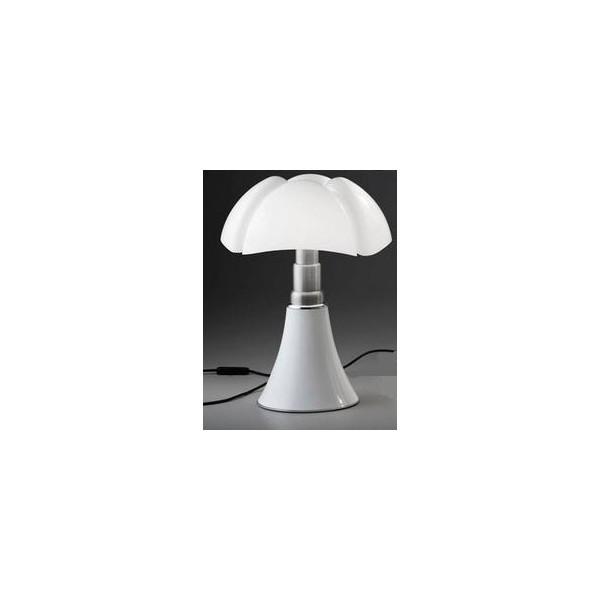 Lampe led blanche pipistrello lumiland luminaires et d coration - Lampe style pipistrello ...