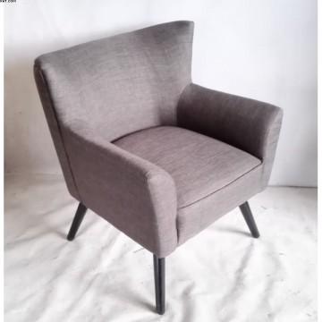 nouveau fauteuil tissu gris - Fauteuil En Tissu