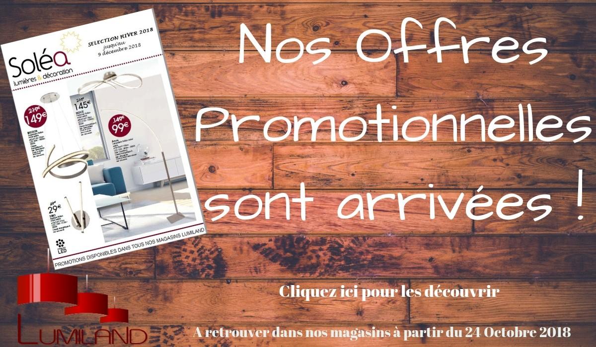 Sélection d'articles promotionnels SOLEA