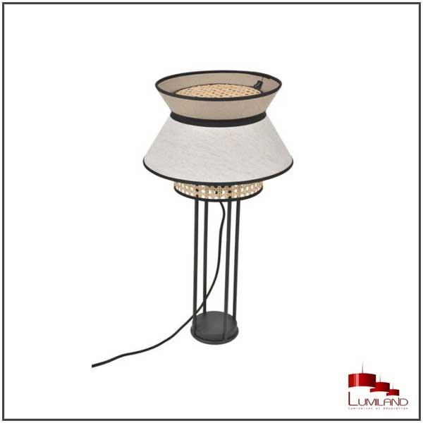 Lampe SINGAPOUR, Nude, 1 lumière