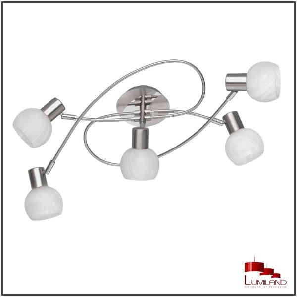 Plafonnier ANTIBES 5 lumières