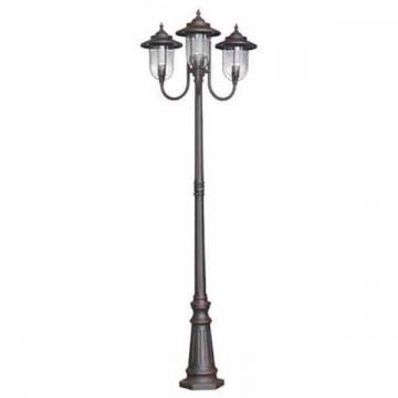 Lampadaire extérieur 3 lumières