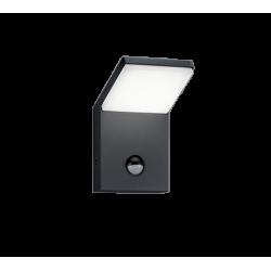 Applique PEARL, Anthracite, LEDS Intégrées, avec détecteur