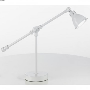 Lampe CURT Blanc