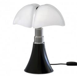 Lampe PIPISTRELLO, Noire, 4 lumières, Grand Modèle