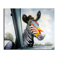Tableau Zebre