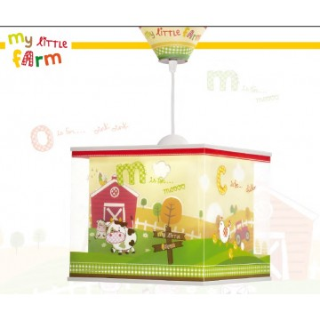 "Suspension ""MY LITTLE FARM"""