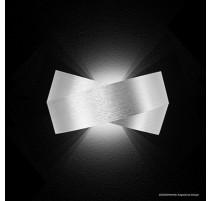 Applique CALIMERO, Alu Brossé , LEDS Intégrées