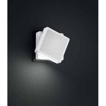 Veilleuse FOXI, Blanche, LEDS intégrées