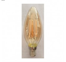 AMPOULE FLAMME A FILAMENT E14 LED 4W 2200K