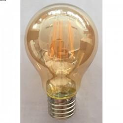 Ampoule Standard à LEDS FILAMENT,  E27, 6W, 2200K