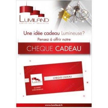 Carte Cadeau Lumiland