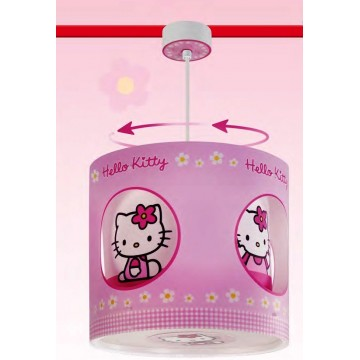 Suspension rotative pour enfant HELLO KITTY