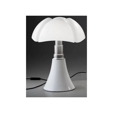 Lampe PIPISTRELLO mm LED blanche