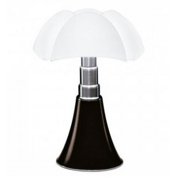 Lampe mini PIPISTRELLO LED noire