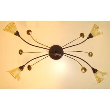 Plafonnier 4 lumières ELISE