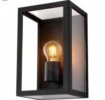 Applique EVAL, Noir, 1 lumière