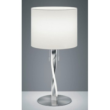 Lampe NANDOR nickel