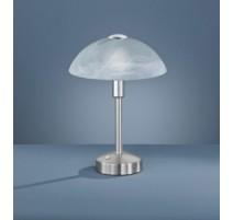 Lampe DONNA, Nickel Mat, LEDS Intégrées