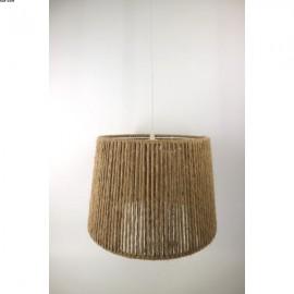 Suspension CORDA, Corde Naturelle, 1 lumière