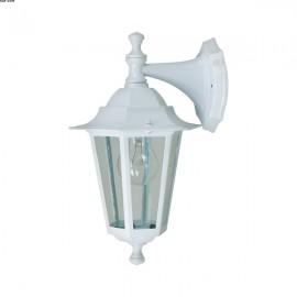 Applique Extérieure Lanterne Blanche descendante