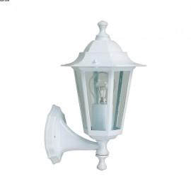 Applique Extérieure Lanterne Blanche Montante