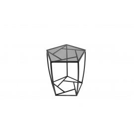Bout de canapé hexagonal ELECTROCHIC