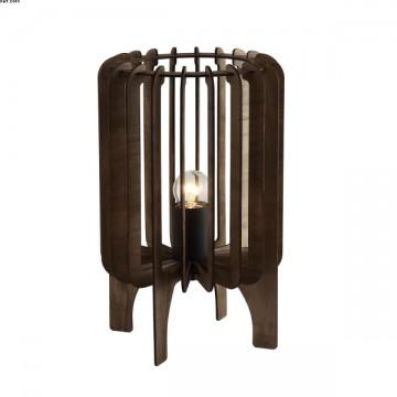Lampe à poser NOROIT Bambou Marron