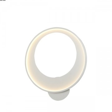 Plafonnier DISCO LEDS Intégrées Blanc