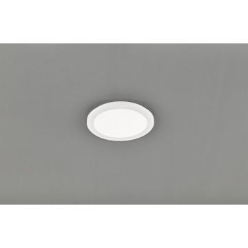 Plafonnier CAMILLUS LEDS intégrées Blanc D26