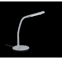 Lampe Tactile POLO, Grise, LEDS intégrées