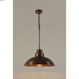 Suspension BELAMI, Cuivre Antique, 1 lumière