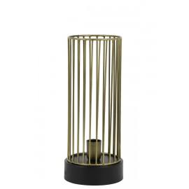 Lampe JORIM, Noir Mat, 1 lumière, D17