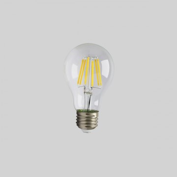 Ampoule Standard à LEDS à filament,  E27, 8W, 2700K