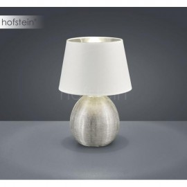 Lampe LUXOR, Argent, 1 lumière, PM