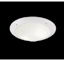 Plafonnier CAMARO, Blanc, 1 lumière, D26