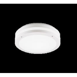 Plafonnier KENDAL, Blanc, LEDS Intégrées