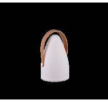 Lampe HAITI, Blanc, LEDS Intégrées, Rechargeable, RGB