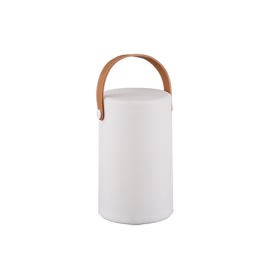 Lampe ARUBA, Blanc, LEDS Intégrées, Rechargeable, RGB