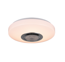 Plafonnier MAIA, Blanc, LEDS Intégrées, RGB, Bluetooth