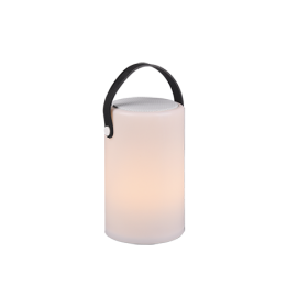 Lampe BERMUDA, Blanche, LEDS Intégrées, Bluetooth, RGB