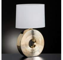 Lampe EYE, Or, 1 lumière, H53