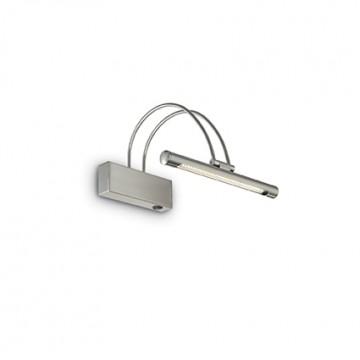 Applique BOW, Nickel, LEDS Intégrées, 26cm