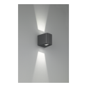 Applique BOGOTA, Anthracite, LEDS Intégrées.