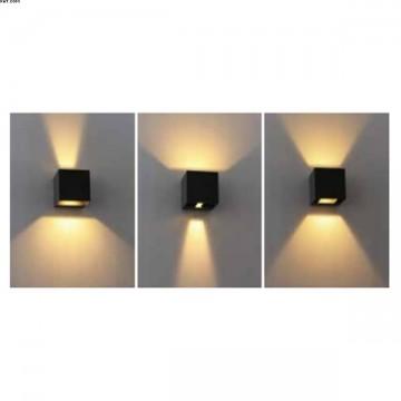 Applique SPARK, Anthracite, LEDS Intégrées