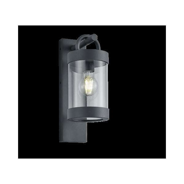Applique SAMBESI, Anthracite, 1 lumière